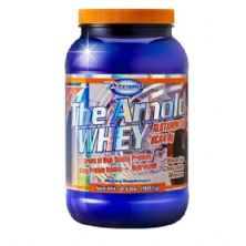 The Arnold Whey - 907g Chocolate - Arnold Nutrition