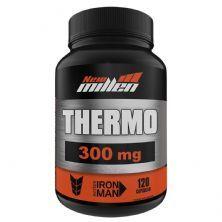 Thermo 300mg Cafeína - 120 Cápsulas - New Millen
