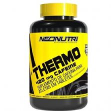 Thermo 420mg Cafeine - 60 Tabletes - NeoNutri