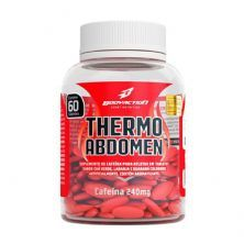 Thermo Abdomen - 60 Tabletes - BodyAction