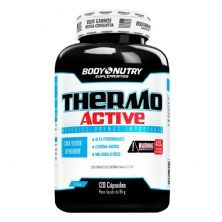 Thermo Active - 120 Cápsulas - Body Nutry