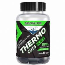Thermo Cuts Black - 60 Tabletes - NeoNutri