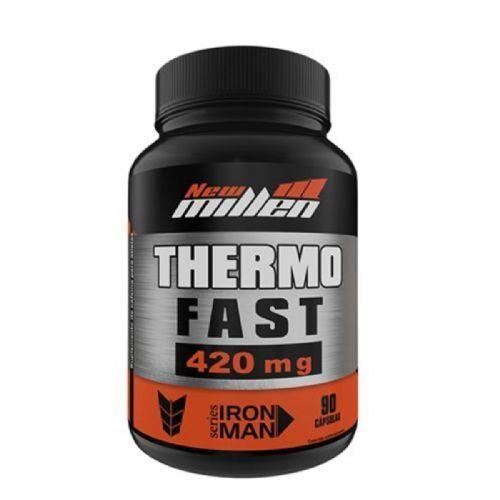 Thermo Fast 420mg - 90 Cápsulas - New Millen no Atacado