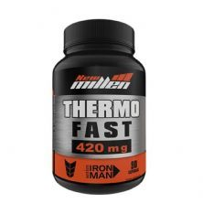 Thermo Fast 420mg - 90 Cápsulas - New Millen