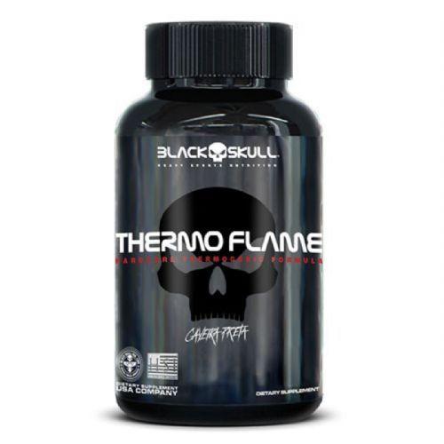 Thermo Flame - 120 Tablets - Black Skull no Atacado