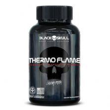 Thermo Flame Termogênico - 120 Tablets - Black Skull