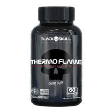 Thermo Flame - 60 Tablets - Black skull