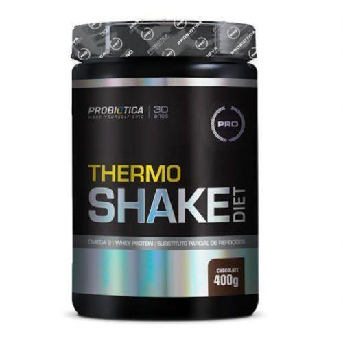 Thermo Shake Diet - 400g Chocolate - Probiótica no Atacado