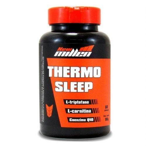 Thermo Sleep - 60 Cápsulas - New Millen no Atacado