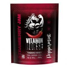 Thermo Whey - 900g Refil Strawberry Jam - Vitamin Horse