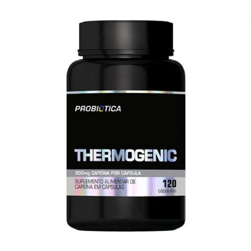 Thermogenic - 120 Cápsulas - Probiótica no Atacado