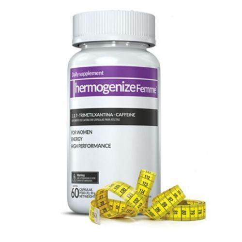 Thermogenize Femme - 60 Cápsulas - Inove Nutrition no Atacado