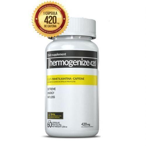 Thermogenize420 - 60 Cápsulas - Inove Nutrition no Atacado