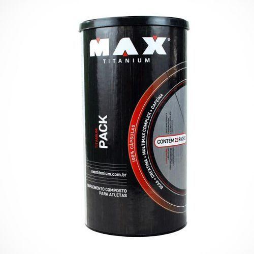Titanium Ultimate Pack - 22 Packs - Max Titanium