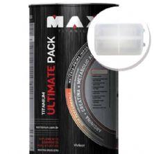 Titanium Ultimate Pack - 22 Packs + Porta Cápsulas transparente - Max Titanium