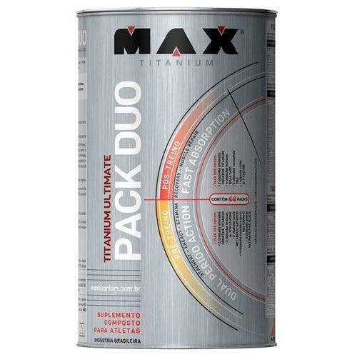 Titanium Ultimate Pack Duo - 44 Packs - Max Titanium