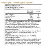 Tona Max - 120 cápsulas - Bodygenics
