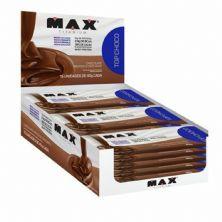 Top Choco - 15 Unidades 40g Chocolate - Max Titanium