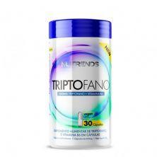 Triptofano Vegan + Vitamina B6  - 30 Cápsulas - Nutrends