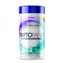 Triptofano Vegan + Vitamina B6 - 60 Cápsulas - Nutrends