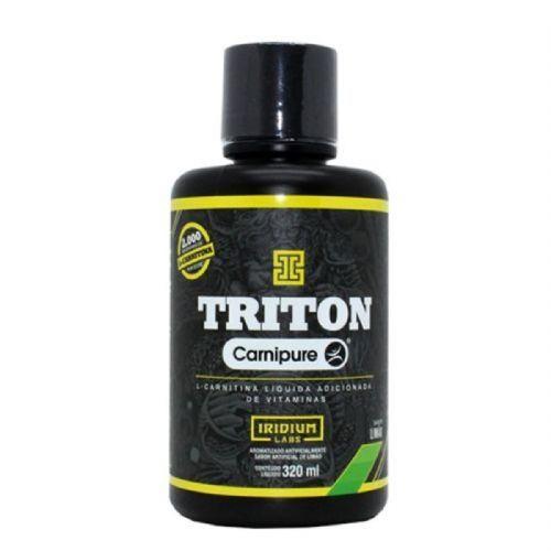 Triton Carnipure - 320ml Limão - Iridium no Atacado
