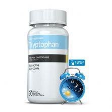 Tryptophan - 30 Capsulas - Inove Nutrition
