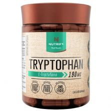 Tryptophan - 60 Cápsulas - Nutrify