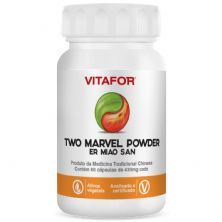 Two Marvel Powder - 60 cápsulas - Vitafor