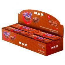 Uau Protein Bar - 12 Unidades 45g Brigadeiro - Max Titanium