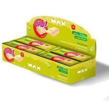 Uau Protein Bar - 12 Unidades 45g Torta de Limão - Max Titanium