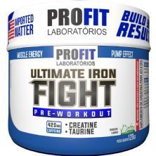 Ultimate Iron Fight - 120g Limão- ProFit