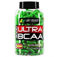 Ultra BCAA - 260 Cápsulas - Ultratech
