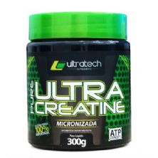 Ultra Creatina 300g - Ultratech
