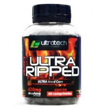 Ultra Ripped 420mg - 60 cápsulas - Ultratech