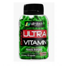 Ultra Vitamin 100 cápsulas - Ultratech