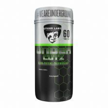 Under Cutz Ultra Potent Termogenic - 60 Tabletes - Under Labz