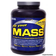 Up Your Mass - Baunilha 2094g - MHP