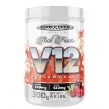 V12 Pre - Workout - 300g Red Fever - Forcetech Labs