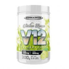 V12 Pre - Workout - 300g Sicilion Lemon - Forcetech Labs