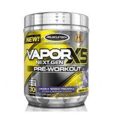 VaporX5 Next Gen - 301g Orange Mango Pineapple - Muscletech
