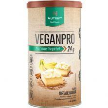 VeganPro - 550g Torta de Banana- Nutrify