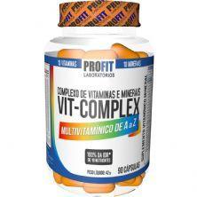 Vit Complex - 90 Cápsulas - ProFit