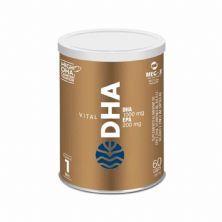 Vital DHA 10/50 - 60 Cápsulas - Vital Âtman