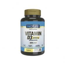 Vitamin D3 2000UI - 60 cápsulas - Nutrata