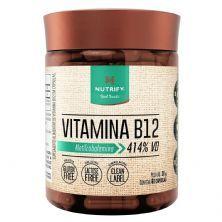 Vitamina B12 - 60 Cápsulas - Nutrify