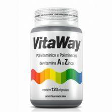Vitaway - 120 Cápsulas - Fitoway