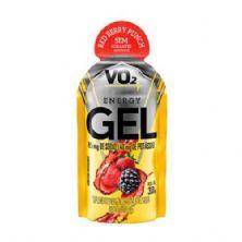 Vo2 Energy Gel - 1 sachê de 30g Frutas Vermelhas - Integralmedica*** Data Venc. 30/09/2019