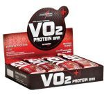 VO2 PROTEIN BAR - 12 Unidades 30g Chocolate - IntegralMédica
