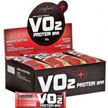 VO2 PROTEIN BAR - 24 Unidades 30g Chocolate - IntegralMédica