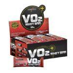 VO2 Whey Bar - 12 Unidades 30g Côco - IntegralMédica